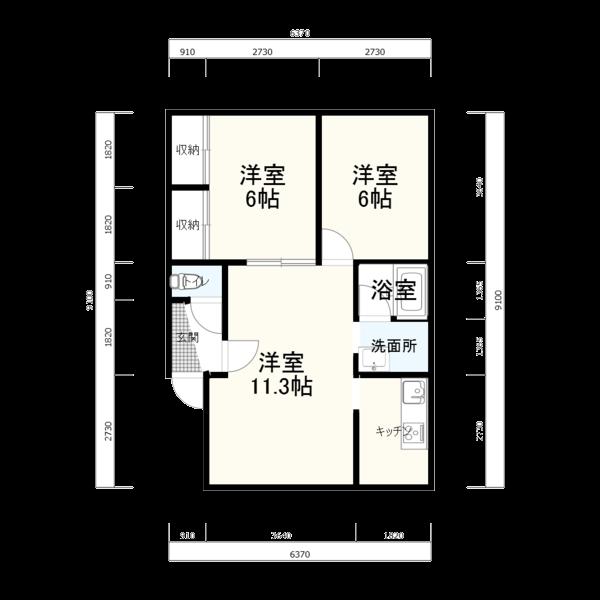 奈井江町YMハウス