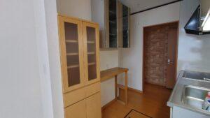キッチン背面写真